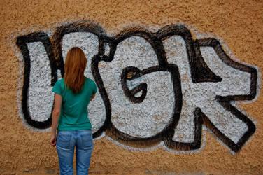 graffiti by zemnaya-nebesnaya