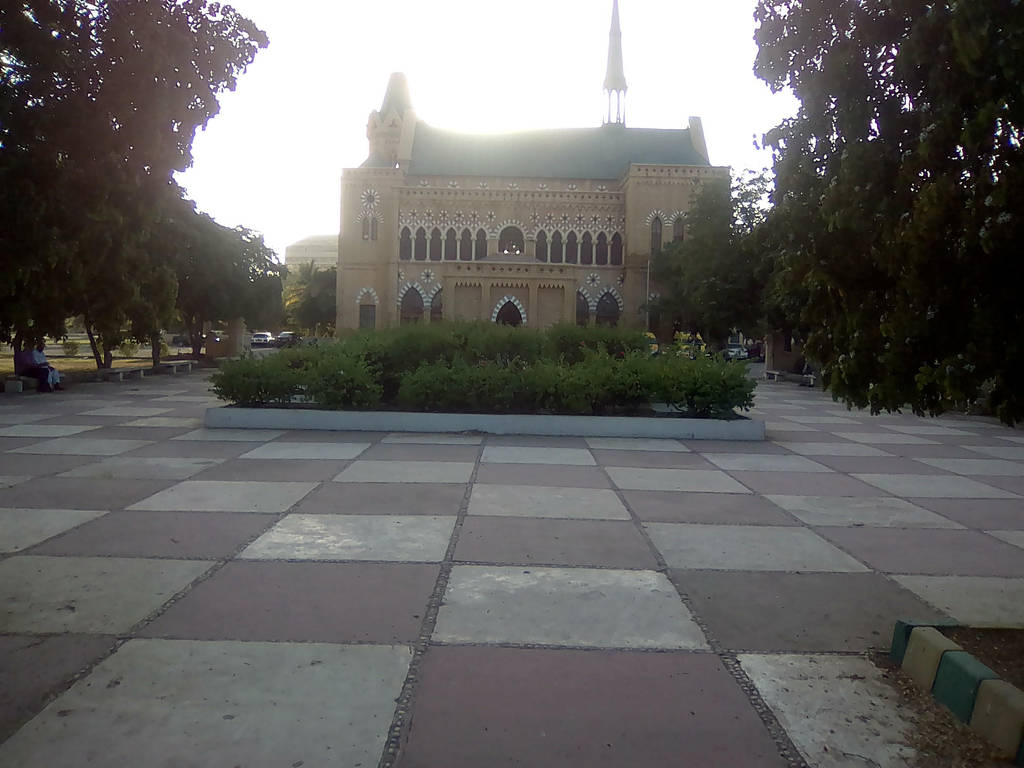 Frere Hall by jsf-35