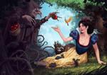 Snow White by DarioJart