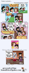 Mini Inuyasha comic 2 by tira-chan