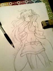 I'm making a thing by tira-chan