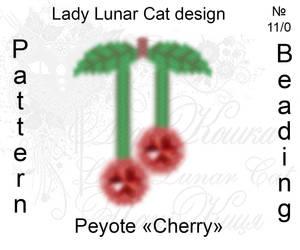 Peyote Cherry by LadyLunarCat