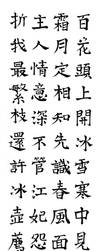 [Calligraphy] Xin Qiji's poem by bsshka