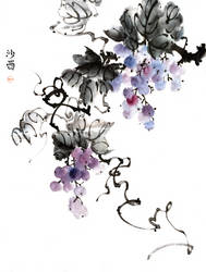 [Sei] Grape by bsshka