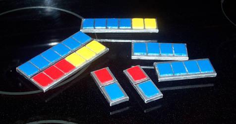 Imperial Rank Badges by Brickule