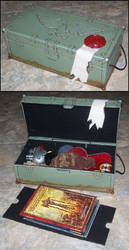 Imperial Ammunition box by Brickule