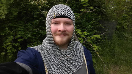 Chainmail Coif by Brickule