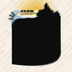 Xzon Graphic Design by tommyownzu