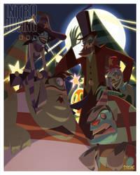 Circus Folk by VonToten