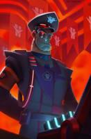 Captain by VonToten