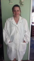 DIY - Lab Coat by carrie-lou