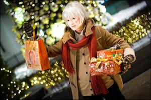 No.6: Christmas Lights by general-kuroru