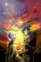 No.6: Light Up by general-kuroru
