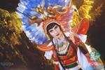 Sangokushi Taisen: Warrioress by general-kuroru