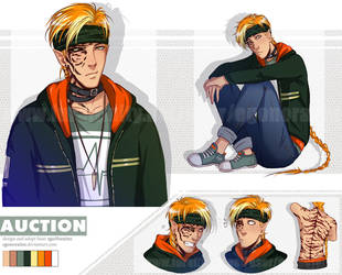 Adopt auction #25 v2 [OPEN] by egoNorainu
