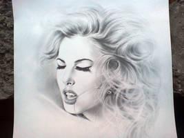 Pencil Portraits by shadagishvili