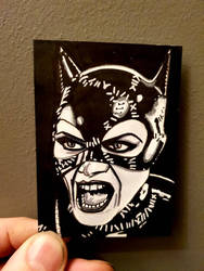 Michelle Pfeiffer ACEO #79 by yorkshirepudding1990
