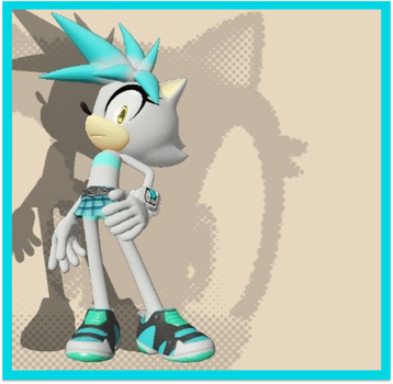 Maya The Hedgehog Sonic Forces Avatar By Creativeplanetda On