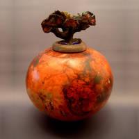 Bonsai by rhodespottery