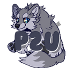 P2U Wolf Pagedoll/Pixel by Purrfectpal