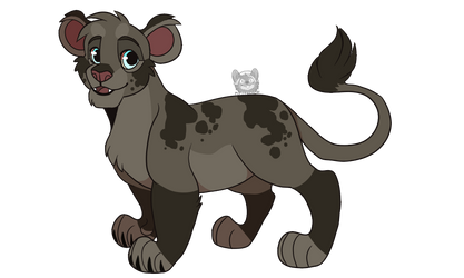 Lion Cub Adopt | CLOSED by Purrfectpal