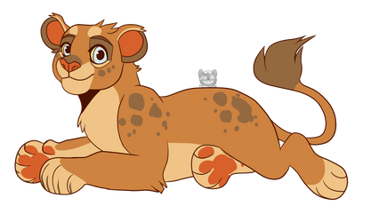 Asha | Lion King Sona by Purrfectpal