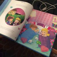 Best friends book spread by MaryBellamy