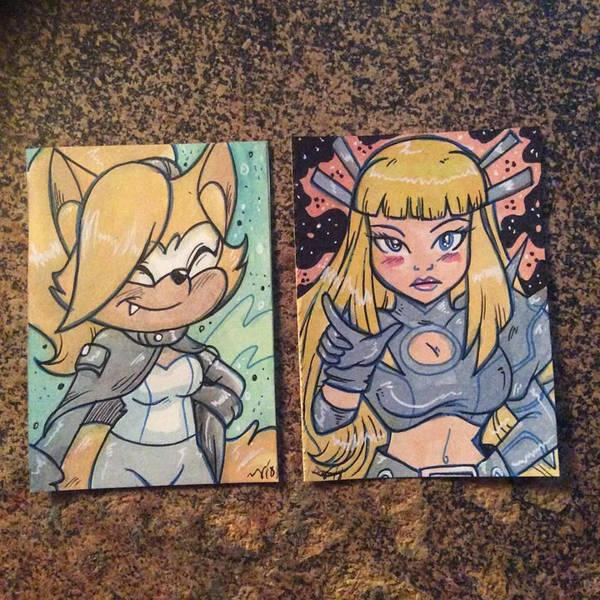 Kickstarter Rewards by MaryBellamy