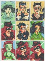 DC Bombshells 2 by MaryBellamy