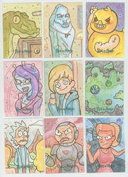 Rick and Morty S02 2 by MaryBellamy