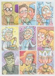 Rick and Morty S02 8 by MaryBellamy