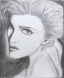 Madonna by keri-lynn