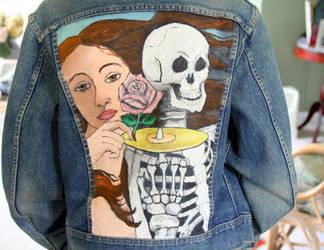 Grateful Dead Jacket by keri-lynn