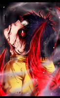 Tokyo Ghoul chapter 08 - Kagune by Kortrex