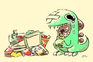 gluttony by VC-L