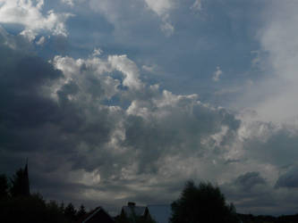 cloud II by zyrafa