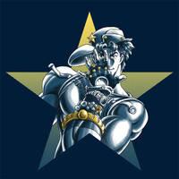 JoJo!! - Tshirt Design by Hiei-Ishida