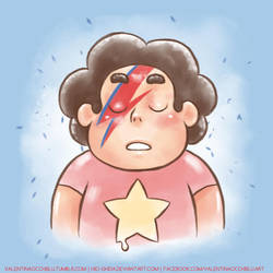 Steven Stardust by Hiei-Ishida