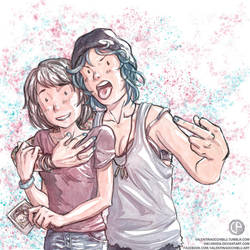 Life is Strange by Hiei-Ishida