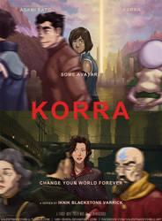 Korra by Hiei-Ishida