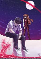 Evangelion by Hiei-Ishida