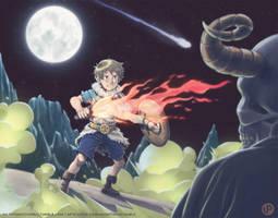 Adventure Time by Hiei-Ishida