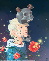 Les Fleurs du mal by Hiei-Ishida