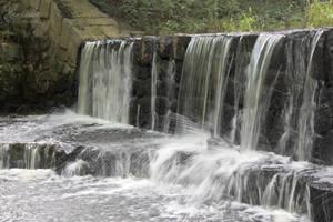 Waterfall by Hrasulee