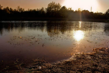 A lake by Hrasulee