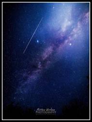 Shooting Star by 311Matman