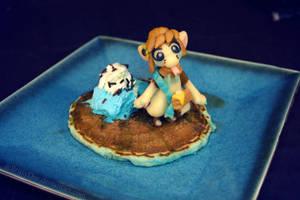 Pancake CTA Entry by BrittyDee