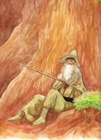 Beneath Yggdrasil by Saevus