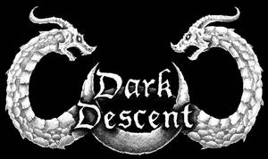 Dark Descent Records Logo by Saevus
