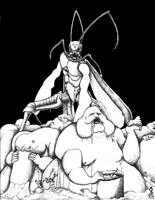 Beelzebub by Saevus